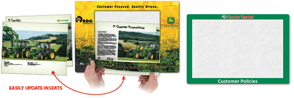 Window/Photo Counter Mats from CounterPoint